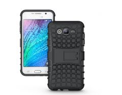 Defense Shockproof Drop Resistant Case with Stand For Galaxy J7
