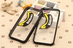 Harajuku Style Banana Design Case foriPhone 6 4.7 inches