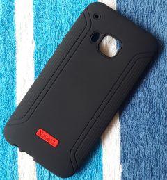 Heavy Duty Drop Resistant Rubber Case for HTC One M9