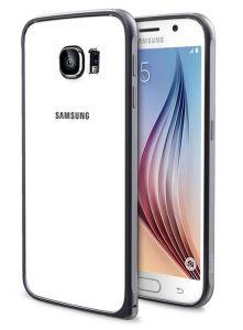 Baseus Galaxy S6 Elegant Metal Frame Bumper Case