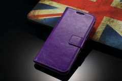 Flip Faux Leather Case for Samsung Galaxy S6