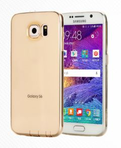 ROCK 0.7mm Thin Silicone Clear Case for Samsung Galaxy S6